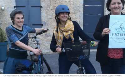 La création de l'association relayée par Ouest-France